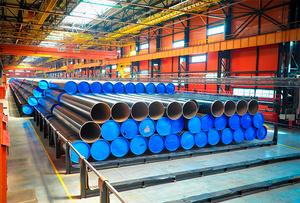 «Газпром» и российские производители труб подписали программы сотрудничества